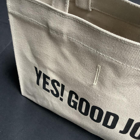 "DRESSSEN MBAXS5   MARKET  BAG [XーSMALL ]""YES!GOOD JOB!/ DRESSSEN    (サンドベージュカラー)"