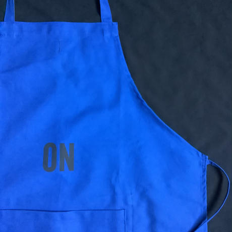 "🔴新発売 DRESSSEN  DRVBLU3 REVERSIBLE  APRON""ON/OFF(リバーシブルエプロン)"