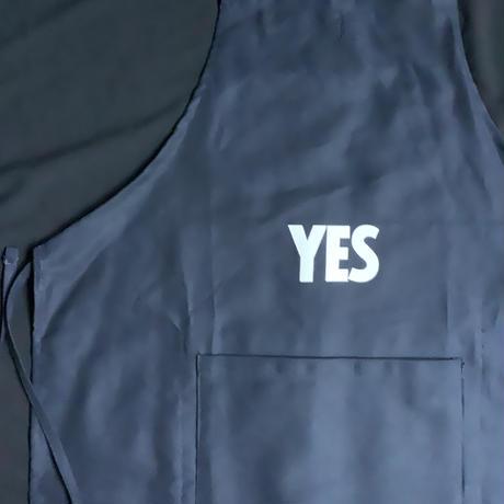 "DRESSSEN  DRVNY12  REVERSIBLE  APRON""YES/NO""(リバーシブル)"