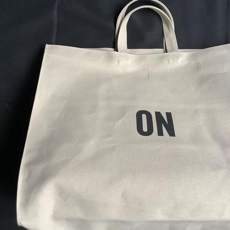 """🔴新発売 DRESSSEN MBSBXL12 MARKET  BAG  XLARGE """"ON/OFF""""(サンドベージュカラー)"""