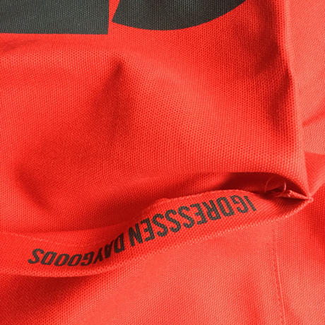 "DRESSSEN DR(RED) 7""SPECIAL COFFEE"" APRON  RED COLOR"