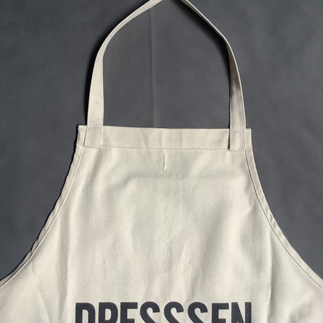 "DRESSSEN  DRV4 REVERSIBLE  APRON""YES!GOOD JOB!/ DRESSSEN(リバーシブルエプロン)🟠3月再入荷します。"