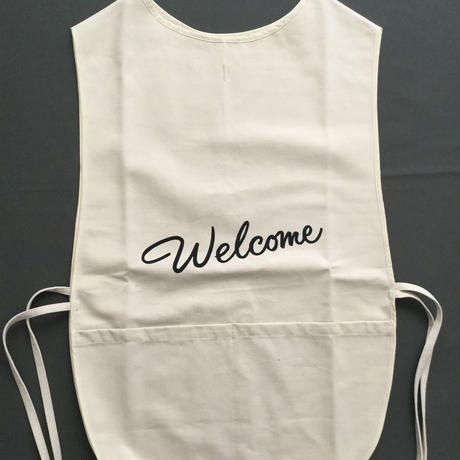 DRESSSEN  F&B APRON FB2 welcome