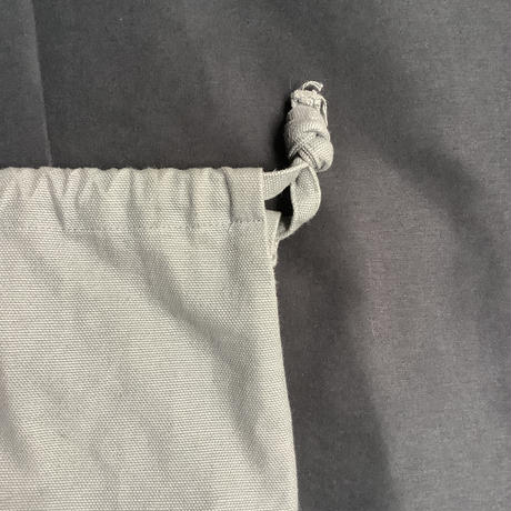 """SMDG1 DRESSSEN SMALL DAY BAG""""YES/NO THANK YOU""""(GREY COLOR)"""