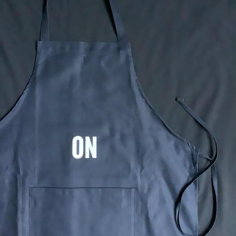 "DRESSSEN  DRVNY10 REVERSIBLE  APRON""ON/OFF""(リバーシブル)"