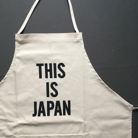 DRESSSEN ADULT APRON  #76 THIS IS JAPAN