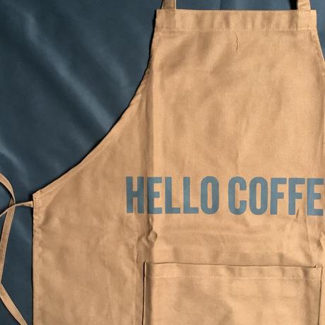 """🔴新発売 DRESSSEN  DRVBRN4 REVERSIBLE  APRON""""HELLO COFFEE/YES!RELAX  TIME(リバーシブルエプロン)"""