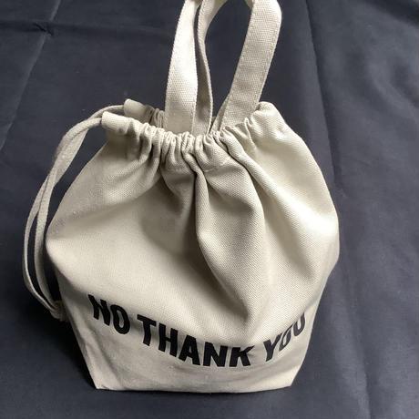 """🔴新発売 SMDSB1 DRESSSEN SMALL DAY BAG """"YES/NO THANK  YOU """"SAND BEIGE"""" COLOR"""