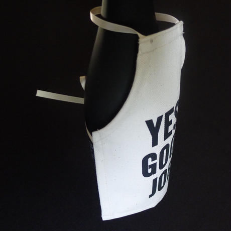 "DRESSSEN WBC2    BOTTLE COVER  ""YES! GOOD JOB!(ボトルカバーです)"