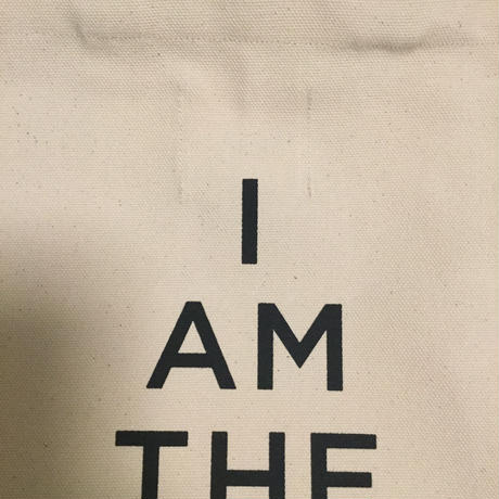 "[コラボレーションアイテム]TAKAHIROMIYASHITATheSOLOIST×DRESSSEN BAG ""I AM THE SOLOIST"""