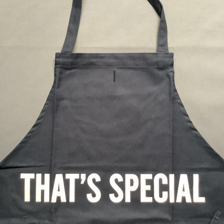 """DRESSSEN  DRVNY11 REVERSIBLE  APRON""""THAT'S SPECIAL/ONLY ONEリバーシブル)"""