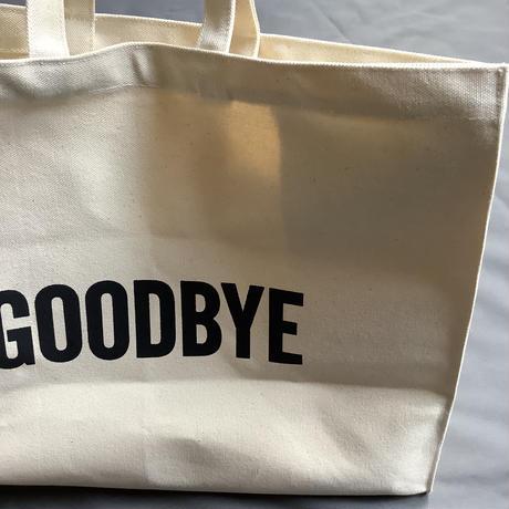 """DRESSSEN MBXL2    MARKET  BAG  XLARGE """"HELLO/GOODBYE"""
