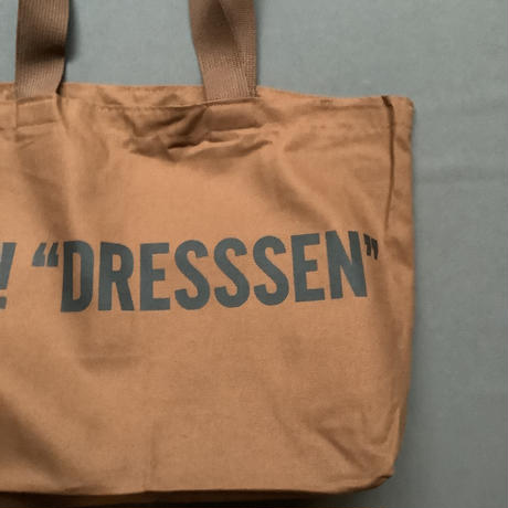 "DRESSSEN    DTRBR1   TRAINING BAG ""YES!GOOD JOB!/YES!"" DRESSSEN    BROWN COLOR"