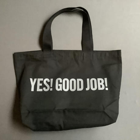"DRESSSEN    DTRBK1  TRAINING BAG ""YES!GOOD JOB!/YES!"" DRESSSEN    BLACK COLOR"