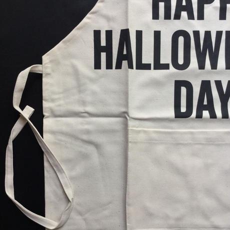 """👦👧🎃[ハロウィン限定発売] KIDS(キッズ)APRON  """"HAPPY HALLOWEEN'S DAY (※キッズエプロンです。)"""