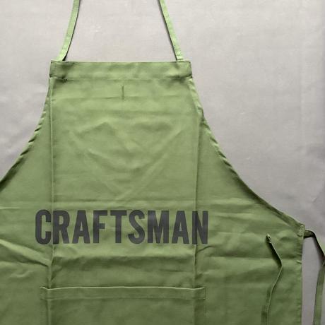 """DRESSSEN DR(GRN)15  """"CRAFTSMAN"""" APRON"""