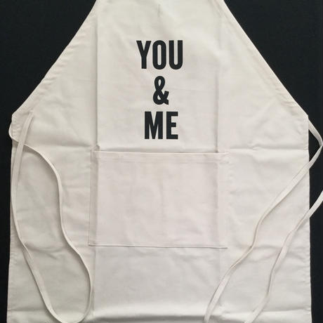 "DRESSSEN DS13  D→SLIDE APRON ""YOU AND ME"""