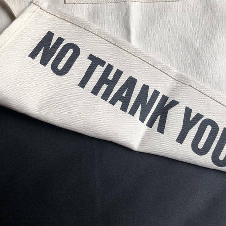 "DRESSSEN  WPA1  DAY USE W POCKET  APRON   ""YES-NO THANK YOU"""