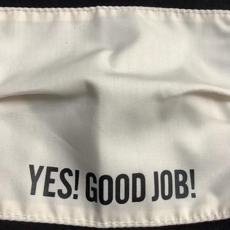 """🔴新発売 MK2 DRESSSEN  MASK""""YES!GOOD JOB!NATURAL COLOR"""