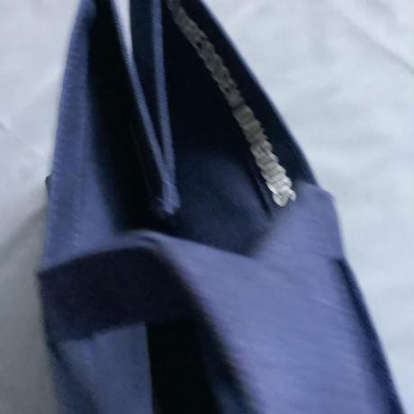 DRESSSEN  MARKET BAG (LARGE)  MBALNY2  HELLO/GOODBYE※DARK NAVY COLOR