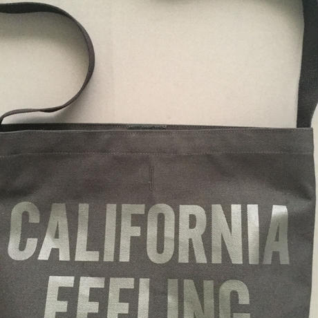 "DRESSSEN  DBSH8  BAG  ""CALIFORNIA FEELING""BLACK COLOR"