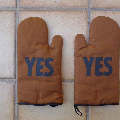 DRESSSEN MT2 YES  MITTEN(ミトン) BROWN COLOR