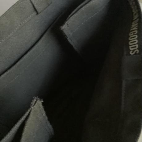 """DRESSSEN  MARKET BAG NEW LARGE MKTNL1 """"YES"""" (BLACK  COLOR)"""