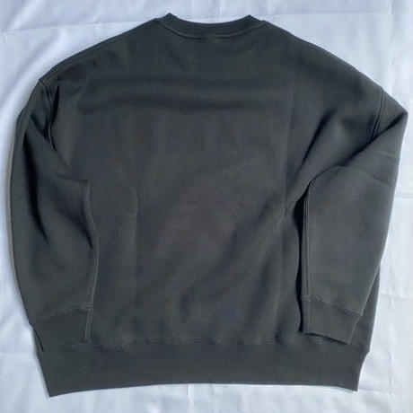 """DSS2 DRES""""SPECIAL""""SSEN  SWEAT  SHIRTS  YES (BLACK COLOR)   ブラックロゴ"""