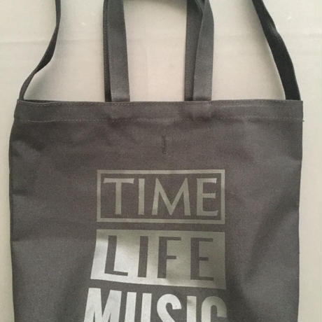 "DRESSSEN  TWO WAY BAG DBSHC2 "" TIME LIFE MUSIC""BLACK COLOR"