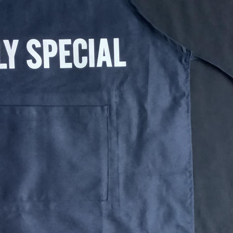 """DRESSSEN  DRVNY13  REVERSIBLE  APRON""""DAILY SPECIAL/WEEKLY SPECIAL""""(リバーシブル)"""