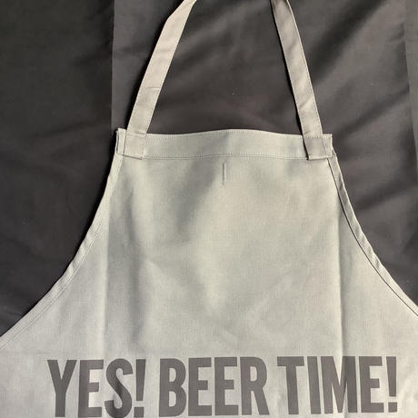 """DRESSSEN  DRVGRY5 REVERSIBLE  APRON""""YES!COFFEE TIME!/YES!BEER TIME! """"(リバーシブル)"""