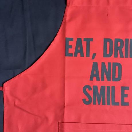 DRESSSEN DR(RED)14 EAT,DRINK  AND SMILE