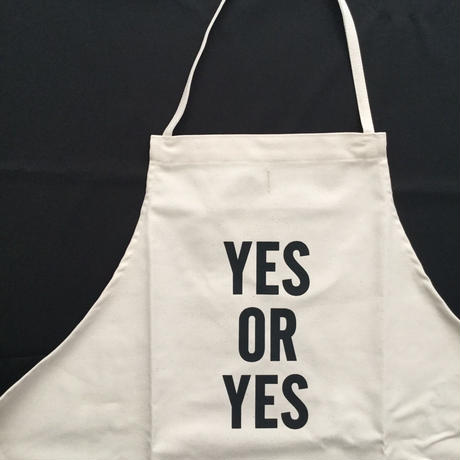 DRESSSEN ADULT APRON  #70  YES OR  YES