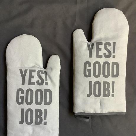 """🔴新発売 DRESSSEN MTGR3 """"YES!GOOD JOB!""""MITTEN(ミトン)  GREY   COLOR"""