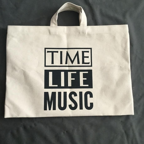 DRESSSEN DTB2  TOTE BAG DRESSSEN   TIME LIFE MUSIC