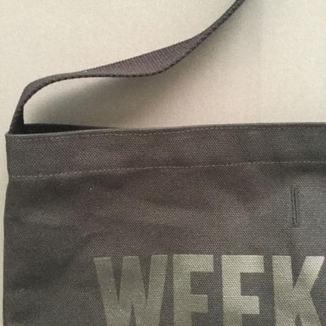 "DRESSSEN  DBSH5  BAG ""WEEKEND WONDER"" BLACK COLOR"