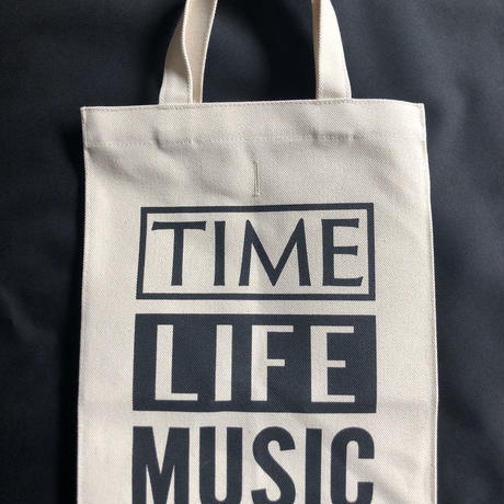 MARKET BAG MBAS3  (SMALL)  TIME LIFE MUSIC
