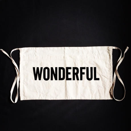 【NEW】DRESSSEN LW19 LOWER WALL APRON WONDERFUL