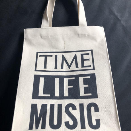 DRESSSEN  MBAS3 MARKET BAG   (SMALL)  TIME LIFE MUSIC