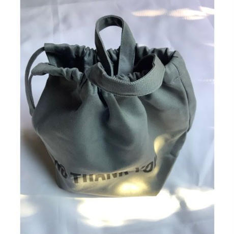 "⭐️新発売 DRESSSEN"" SMALL DAY BAG""( GREY COLOR)"