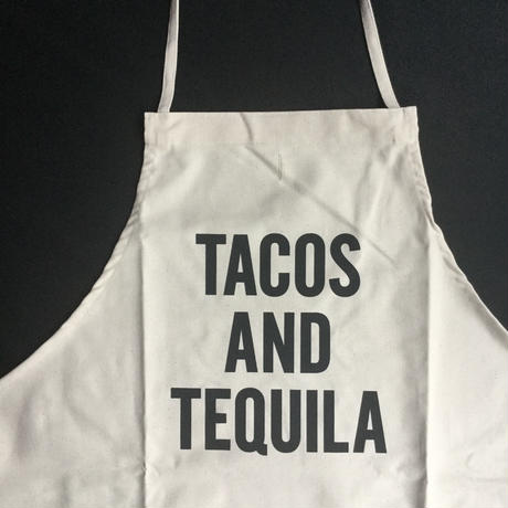 ⭕️[新発売]DRESSSEN ADULT APRON  #82 TACOS AND TEQUILA