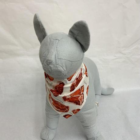 お肉スカーフ