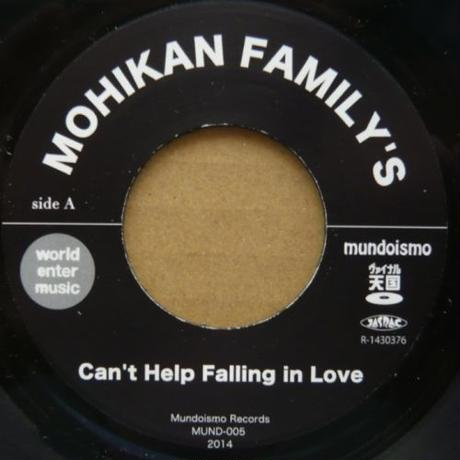 "MOHIKAN FAMILY'S - ""Can't Help Falling in Love"""