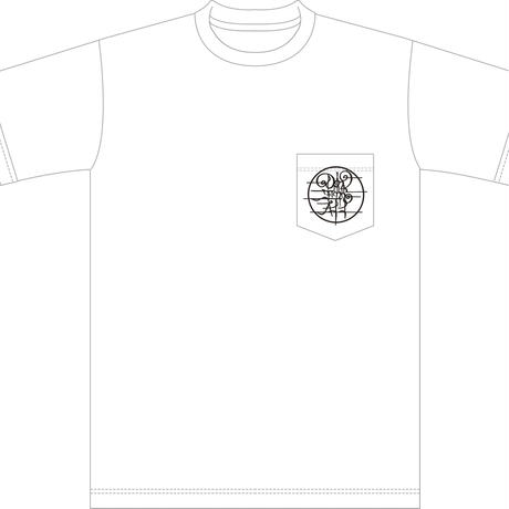 【New】Drink'Em All Revel x ANIMA LIBERA [GETSU-UN] Pocket T-shirts