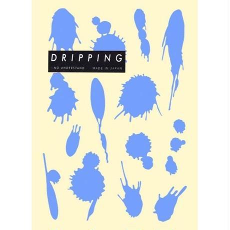DRIPPING M Sticker(ベビーブルー)