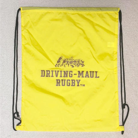 DRIVING-MAUL RUGBY ナイロンランドリーバッグ