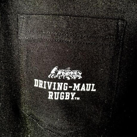 DRIVING-MAUL RUGBY POCKET Tee
