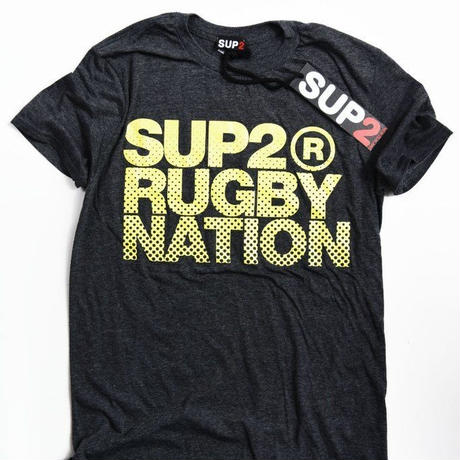 SUP2 RUGBY NATION MENS TEE