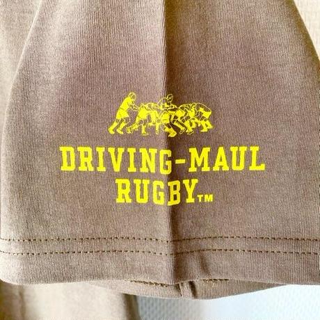 DRIVING-MAUL RUGBY BIG-Tee