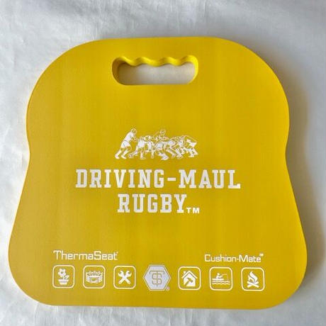 DRIVING-MAUL RUGBY スタジアムシートクッション